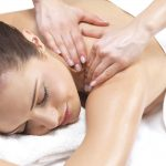 Rug- , nek-  schoudermassage
